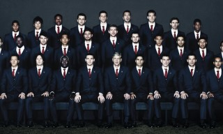 Arsenal FC Announces Lanvin As Official Tailor