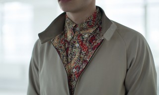 Ben Sherman Introduce Liberty London Harrington & Shirt