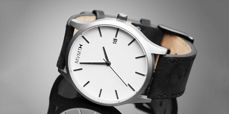 MVMT - An Affordable Watch Brand On A Mission