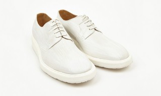 Pre-Summer 2014 Maison Martin Margiela 22 Painted Derby Shoes