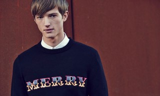 Sibling Create A Festive Knitwear Collection For Topman