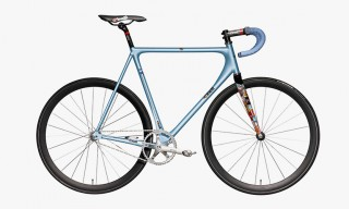"Sotheby's Auctions the Cinelli ""Laser Nostra"" Prototype Bicycle for (RED)"