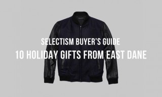 Buyer's Guide: 10 Holiday Gifts from East Dane
