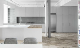 Look Inside the Espace St-Dominique Residence in Montreal
