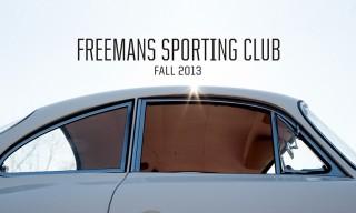 Freemans Sporting Club Fall 2013 Preview