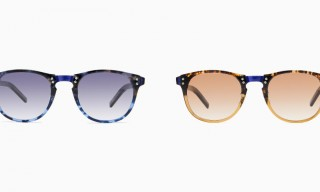 Ashkahn for Garrett Leight and Thierry Lasry Holiday 2013 Sunglasses