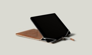 Hard Graft Drawstring iPad Case Stand