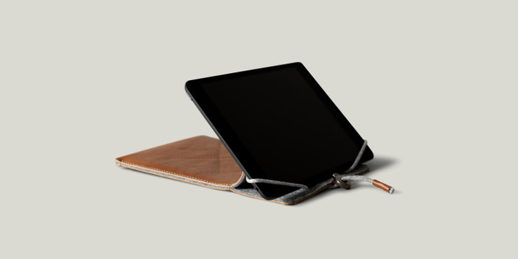 Hard Graft Drawstring iPad Case 2013 00