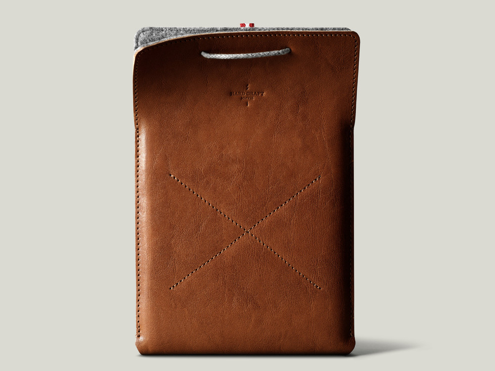 Hard Graft Drawstring iPad Case 2013 02