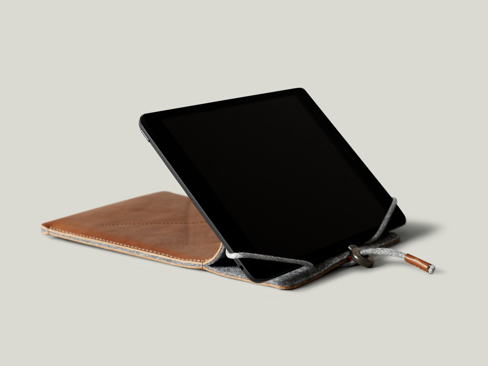 Hard Graft Drawstring iPad Case 2013 03