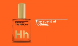 Meet Helvetica, The Perfume: The Scent of Nothing
