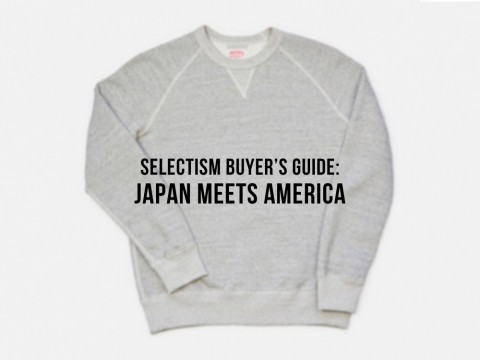 Selectism Buyer's Guide: Japan Meets America