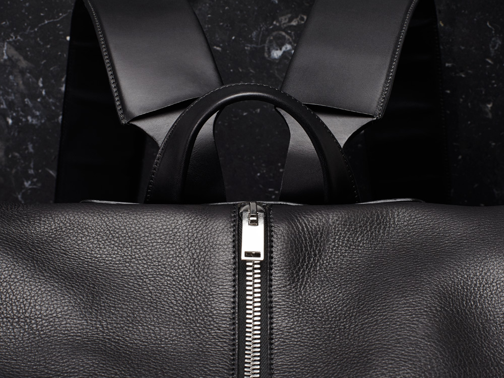 C DELLSTRAND Spring Summer 2014 Leather Goods