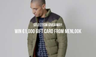 Win a €1,000 Gift Card from Menlook
