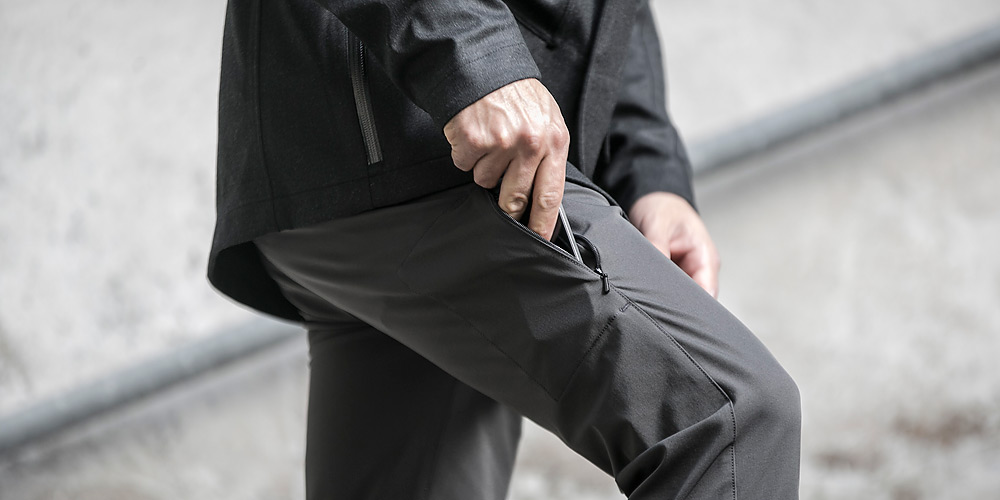 Water-Repellant Division Chino by Mission Work Shop