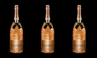 Moët & Chandon Nectar Impérial Rosé Leopard Luxury Edition 6-Liter Bottle