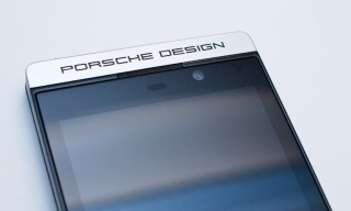 The New Porsche Design Blackberry P'9982 Luxury Smartphone