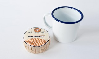 Portland General Store Shaving Puck and Enamel Mug Set