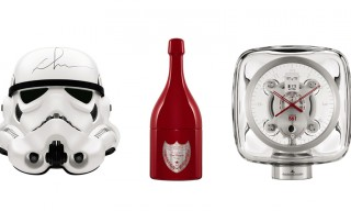 Preview the Jony Ive & Marc Newson (RED) Sotheby's Design Auction