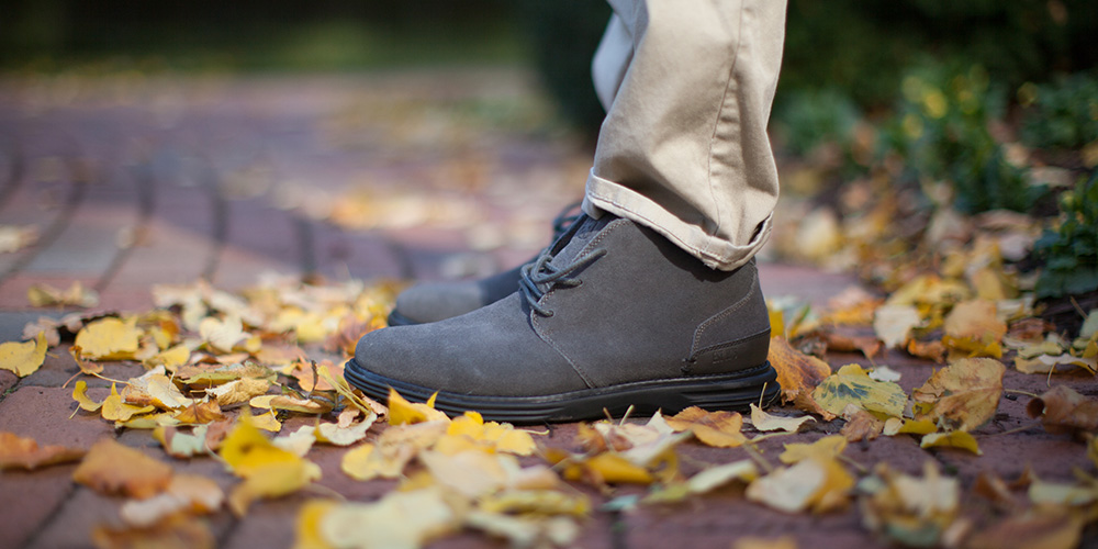 How to Wear It: The Stacy Adams Aldrin Chukka Boot