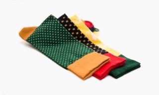Etiquette Clothiers for Steven Alan Co-Branded Socks