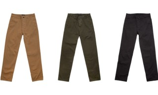 Unis Ford Italian Cotton Twill Chinos