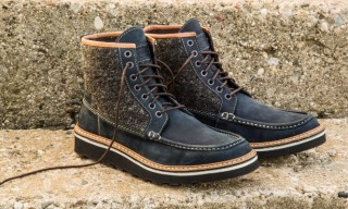 "Wolverine Fall 2013 ""Made in Portugal"" Bento Boot"
