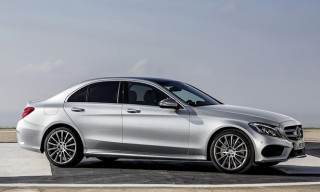 Mercedes-Benz Reveals Larger & Lighter 2015 C-Class Sedan