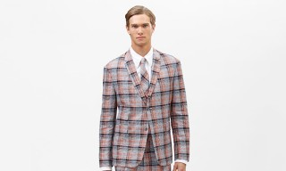 Checks Everywhere – Black Fleece Spring Summer 2014
