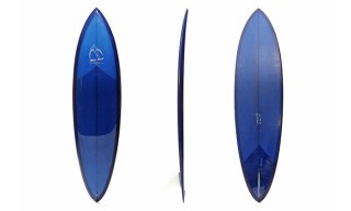 Deus Ex Machina Present Deus McTavish Blue Bird Container Surfboards