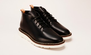 The Double Stitchdown Boot by Feit