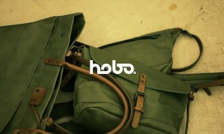 "Hobo Reveal The Making Of A Bag – ""Crafted by Hand"""