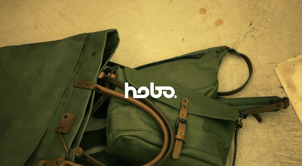 Hobo Reveal The Making Of A Bag   Crafted by Hand