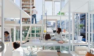 Inside the Tokyo Home With No Walls – House NA By Sou Fujimoto