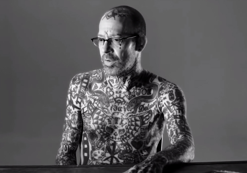 Alex Nicholson Presents A Short Film On London Tattooist Mr X