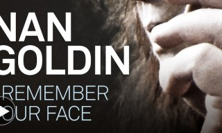 """A Look at The Trailer For Nan Goldin Documentary """"I Remember Your Face"""""""