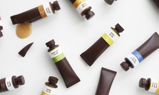 A 12-Piece Edible Paints Set – More Chocolate Experiments From Nendo