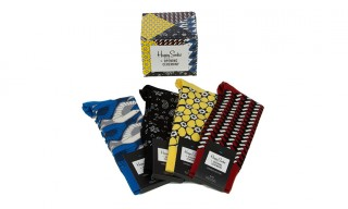 Happy Socks Create Boxed Set Of Socks For Opening Ceremony