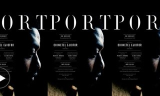A First Look At The Latest Port Magazine Featuring Ron Burgundy, Ahmad Jamal & Chiwetel Ejiofor