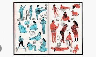 Illustrator Rachel Levit On Her Folk Art Inspired Work