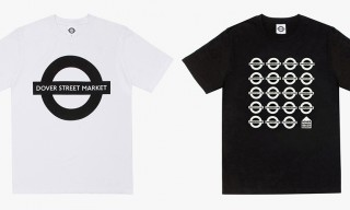 Roundel Create Exclusive T-Shirt Collection For Dover Street Market