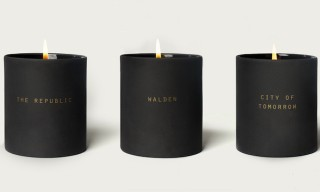 The School Of Life Utopia Candles – Inspired by Henry David Thoreau, Le Corbusier and Plato