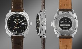 Shinola Create Limited Edition Wright Brothers Bike & Watch