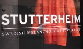 Look Inside the Stutterheim Pop-Up Shop in New York