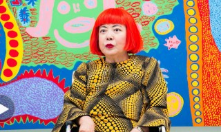 "Yayoi Kusama On Peace, Love And Her Latest Show ""I Who Have Arrived in Heaven"""