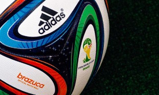 "adidas Unveils ""Brazuca,"" the official Match Ball of the 2014 FIFA World Cup"