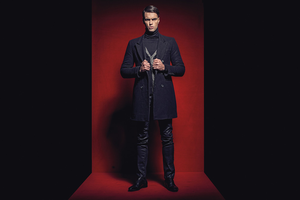 5 Themes from the Antony Morato Fall/Winter 2013 Collection