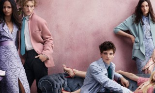Burberry Spring Summer 2014 Campaign by Mario Testino