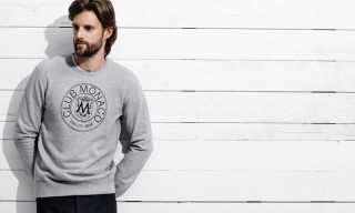 Reigning Champ for Club Monaco Exclusive Sweats
