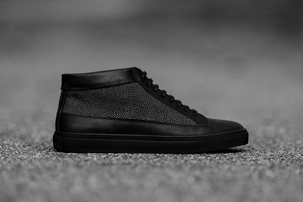 ETQ Amsterdam Releases All Black Series of Sneakers